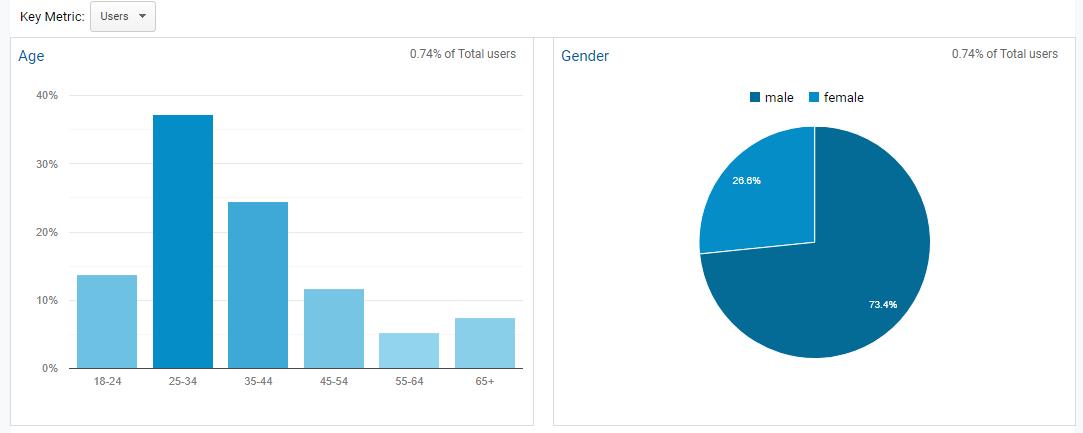 website analysis for buyer persona development
